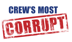 Crews Most Corrupt