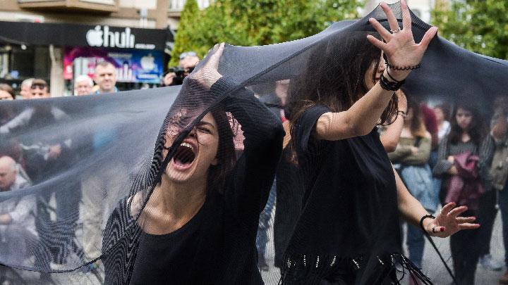 Negara Yang Paling Berbahaya Untuk Perempuan